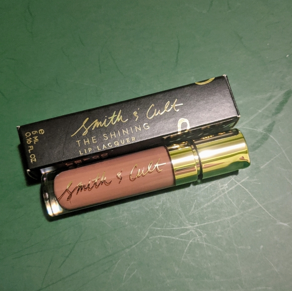 Smith & Cult Other - NEW - Smith & Cult Lip Laquer